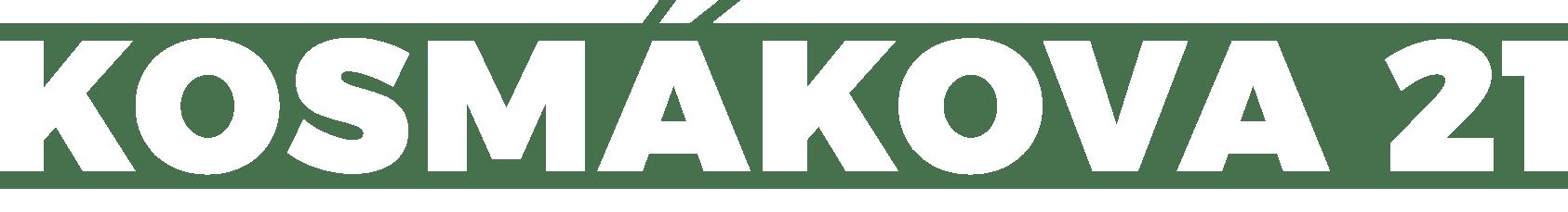 Logo Kosmákova